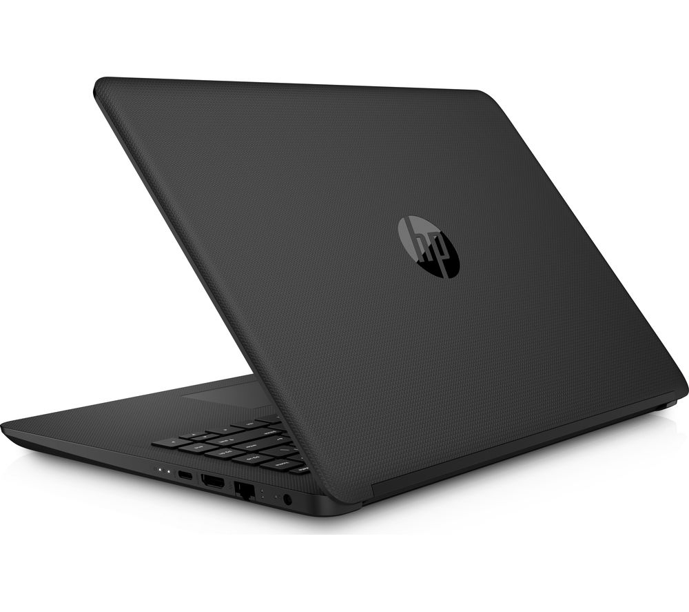 "HP 14-bp062sa 14"" Laptop - Jet Black + Office 365 Home - 1 year for 5 users + LiveSafe Premium 2018 - 1 user / unlimited devices for 1 year"
