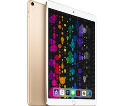 "APPLE 10.5"" iPad Pro - 64 GB, Gold (2017)"