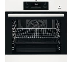 AEG BEB351010W Electric Oven - White