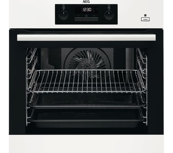 Image of AEG BEB351010W Electric Oven - White