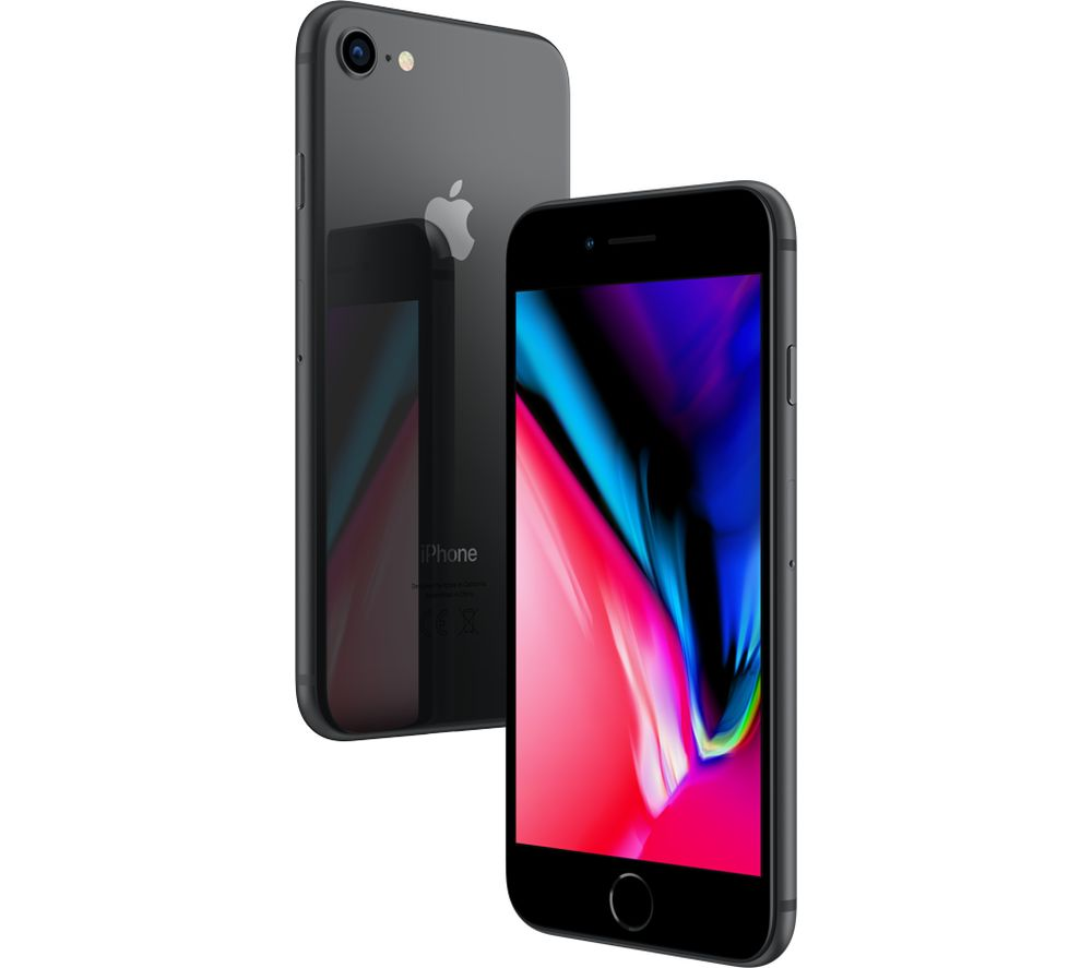 APPLE iPhone 8 - 64 GB, Space Grey