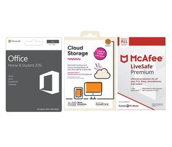 MICROSOFT Office Home & Student for Mac - Lifetime for 1 user