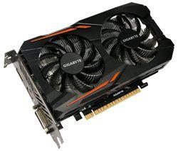 GIGABYTE GeForce GTX 1050 Ti 4 GB Graphics Card