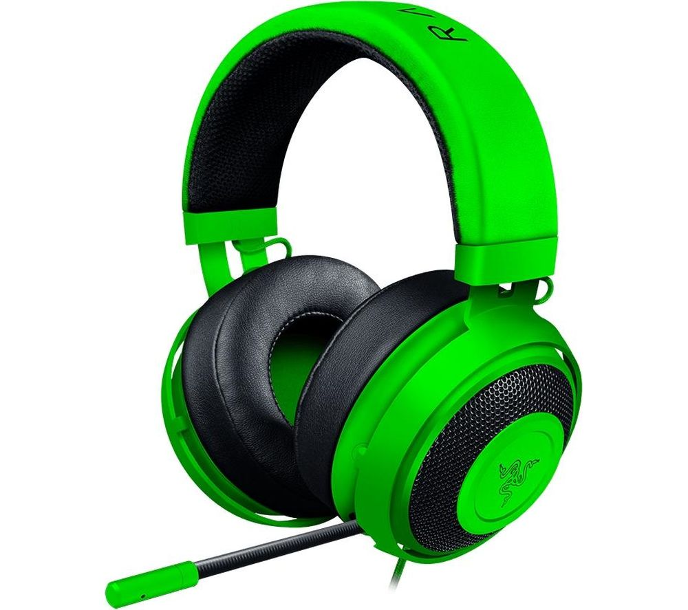 RAZER Kraken Pro V2 Oval 2.0 Gaming Headset - Green