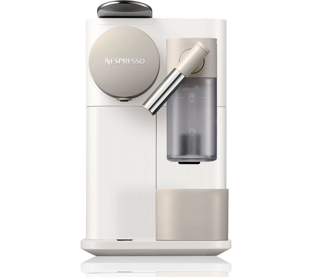 NESPRESSO by De'Longhi Lattissima One EN500W Coffee Machine - White