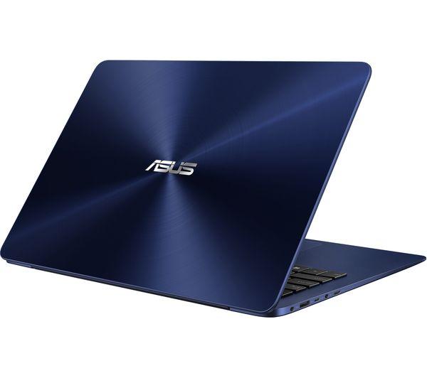"Image of ASUS Zenbook UX430 14"" Intel® Core™ i5 Laptop - 256 GB SSD, Blue"