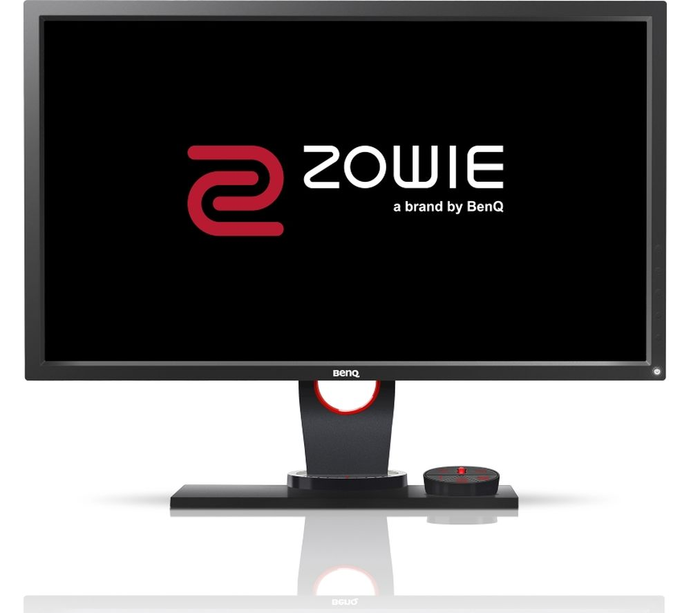 """Image of BENQ Zowie XL2430 Full HD 24"""" LED Gaming Monitor - Grey, Grey"""