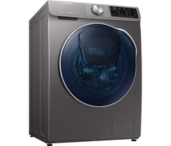 SAMSUNG WD90N645OOX/EU Smart 9 kg Washer Dryer - Graphite