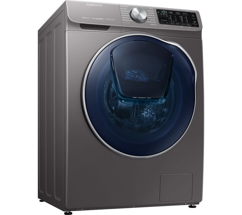 Samsung Washer Dryer WD90N645OOX/EU Smart 9 kg  - Graphite