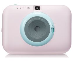 LG Pocket Photo PC389P Instant Camera - Pink