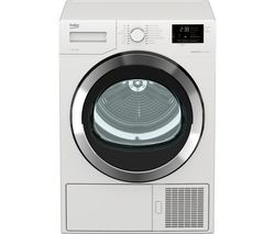 BEKO Pro DHX93460W 9 kg Heat Pump Tumble Dryer - White