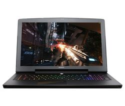 "GIGABYTE Aorus X7 DT V8-CF1 17.3"" Intel® Core™ i9 GTX 1080 Gaming Laptop - 1 TB HDD & 128 GB SSD"