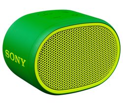 SONY SRS-XB01 Portable Bluetooth Speaker - Green