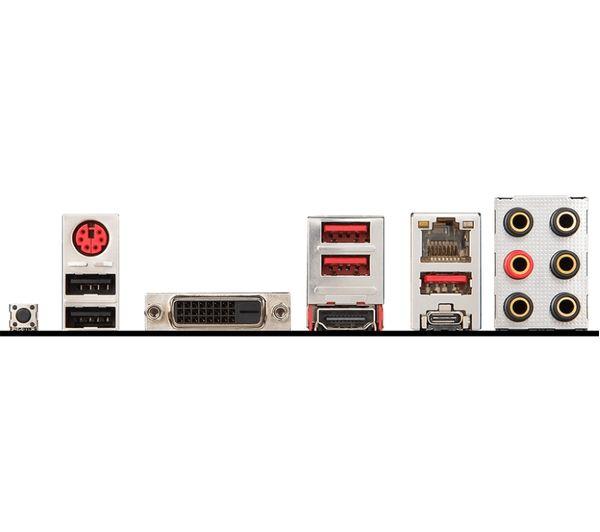 MSI B450 TOMAHAWK AM4 Motherboard