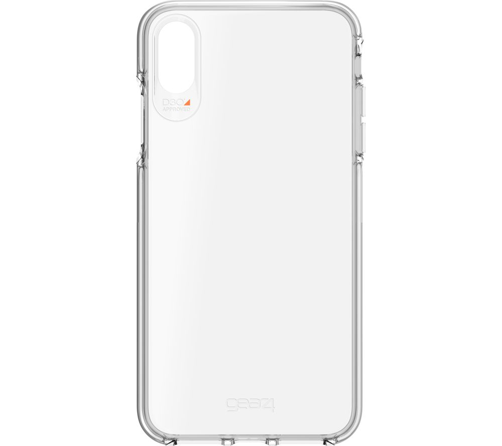 Image of Crystal Palace iPhone XS Max Case - Clear