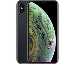 APPLE iPhone Xs - 64 GB, Space Grey