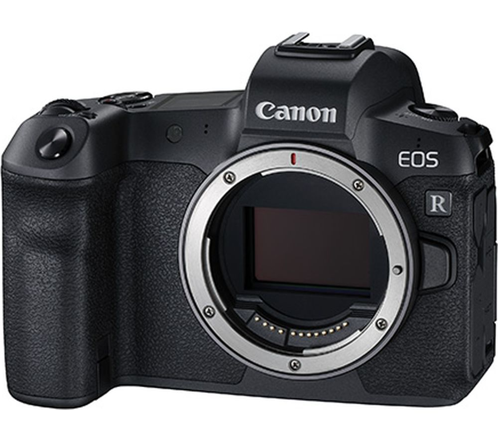 Click to view product details and reviews for Canon Eos R Mirrorless Camera With Mount Adapter Black.
