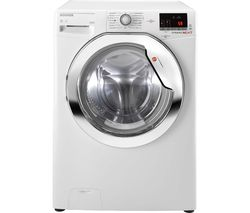 HOOVER Dynamic Next WDXOC 485AC NFC 8 kg Washer Dryer - White