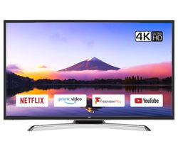 "JVC LT-40C890 40"" Smart 4K Ultra HD HDR LED TV"