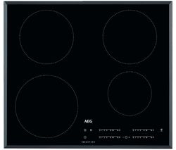 AEG IKB64401FB Electric Induction Hob - Black