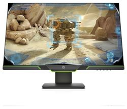 "HP 27xq Quad HD 27"" LCD Gaming Monitor - Black"