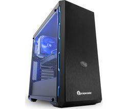 PC SPECIALIST Vortex SF Intel® Core™ i7 GTX 1660 Ti Gaming PC - 2 TB HDD & 240 GB SSD