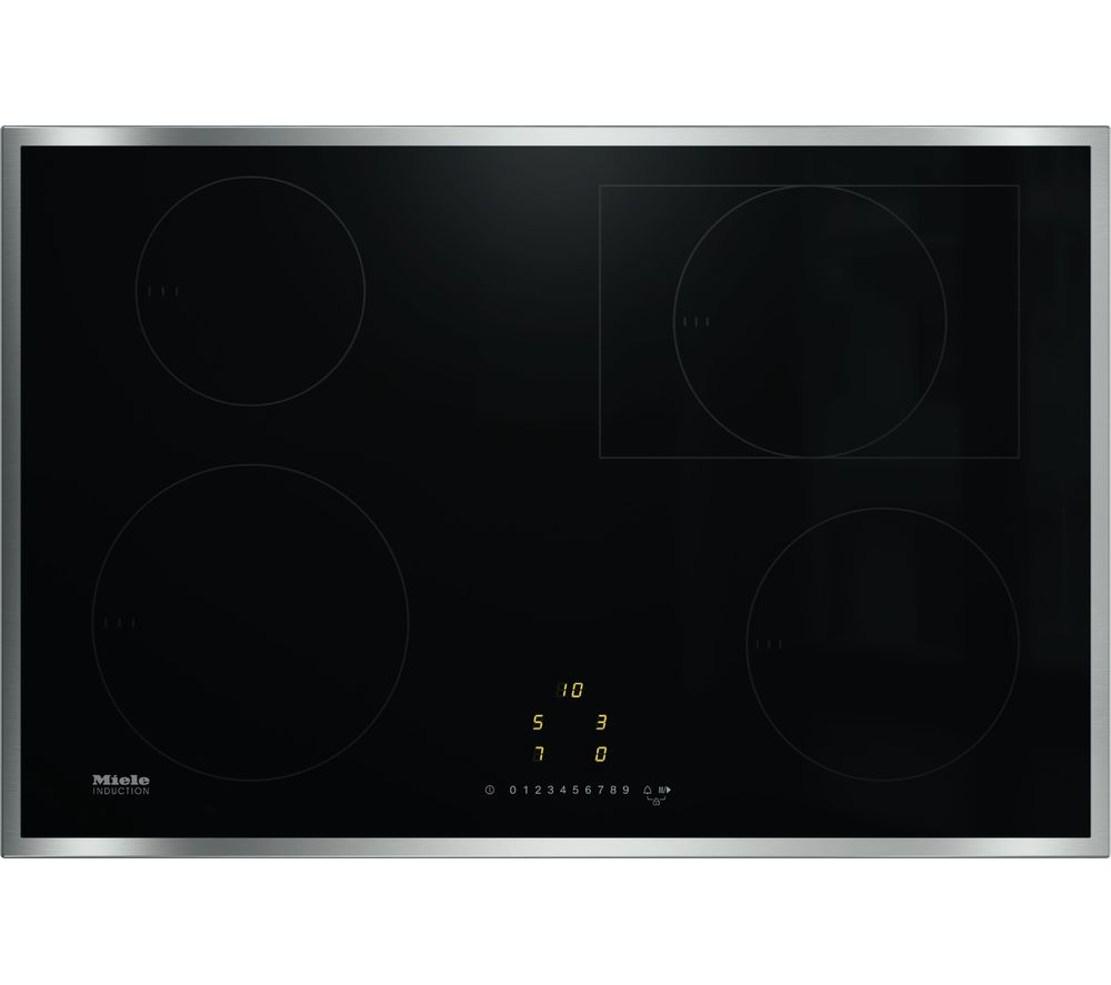 Image of KM7210FR Electric Induction Hob - Black, Black