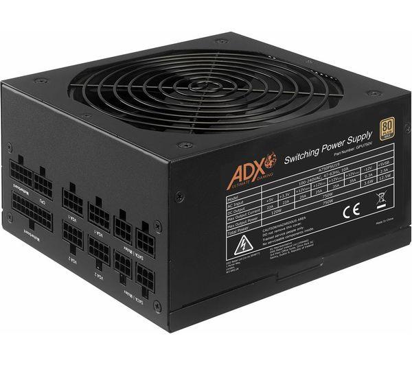 Image of ADX Power W750 Modular ATX PSU - 750 W