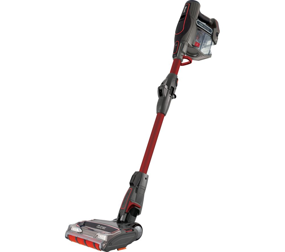 SHARK DuoClean True Pet Flexology IF260UKTH Cordless Vacuum Cleaner - Red