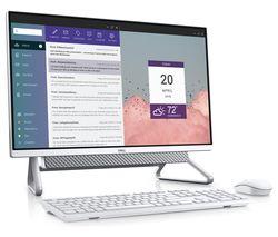 """DELL Inspiron 7790 27"""" Intel® Core™ i5 All-in-One PC - 512 GB SSD, Silver"""