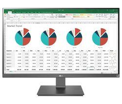 "LG 27UK670-B 4K Ultra HD 27"" IPS Monitor - Grey"