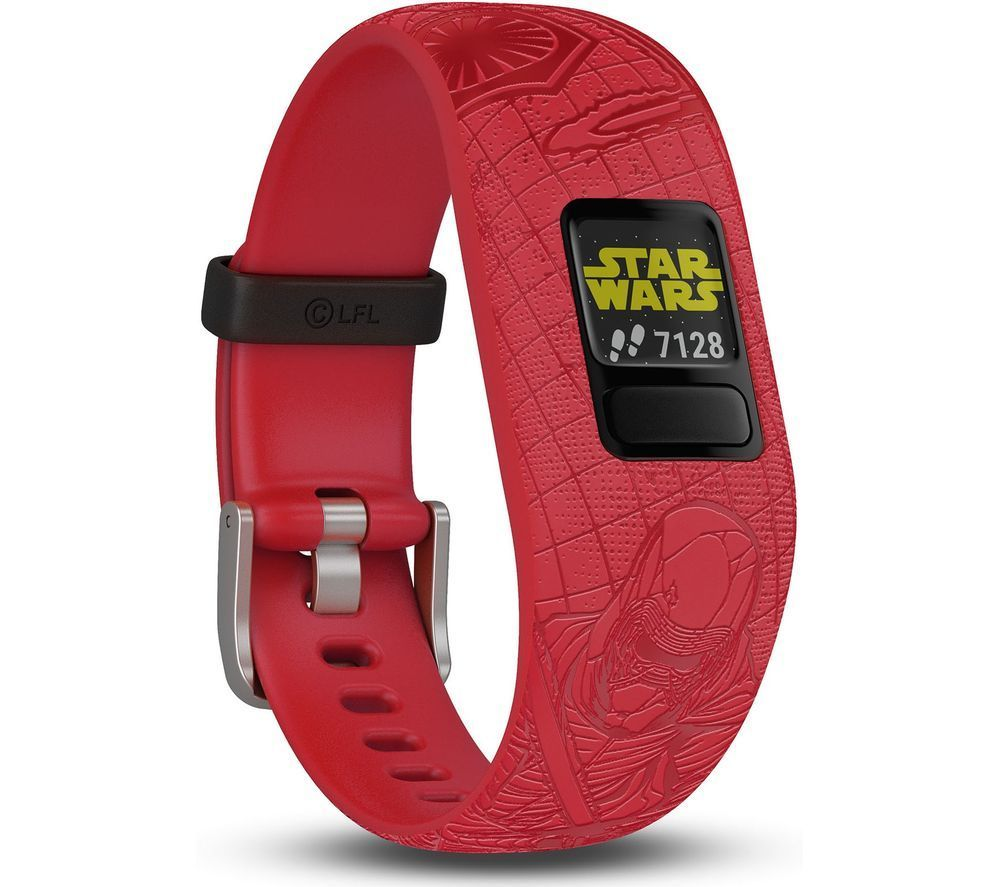 GARMIN vivofit jr. 2 Kid's Activity Tracker - Dark Side, Adjustable Band
