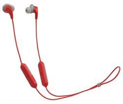 Endurance Run BT Wireless Bluetooth Sports Earphones - Red