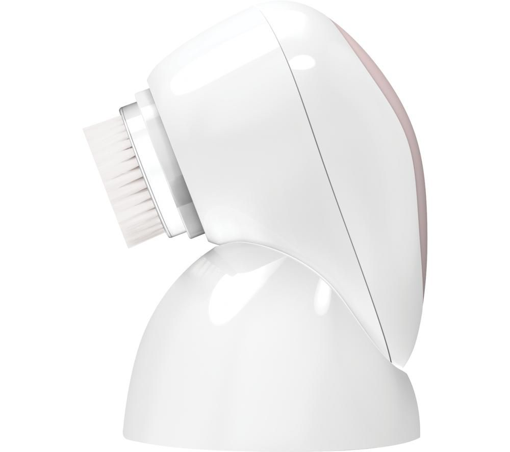 Image of FAC-600-EU Puret? Facial Massager - White & Beige, White