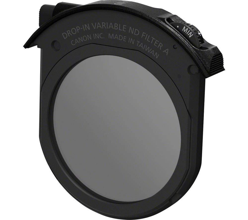 CANON Drop-in Variable ND A Filter