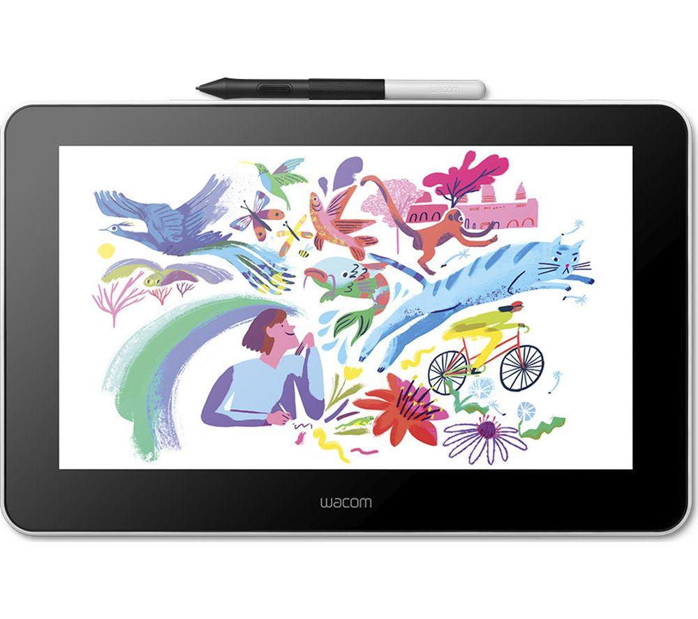 Image of Wacom One Creative Pen Display