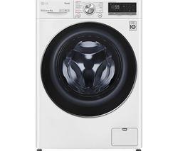 TurboWash with AI DD V7 F4V709WTSE WiFi-enabled 9 kg 1400 Spin Washing Machine - White