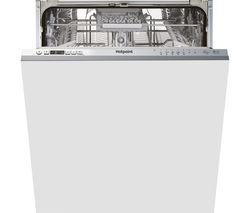 HIC 3C33 CWE UK Full-size Fully Integrated Dishwasher