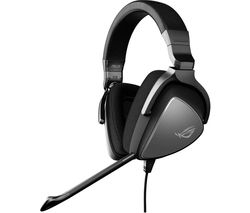 ROG Delta Core Gaming Headset - Black & Grey