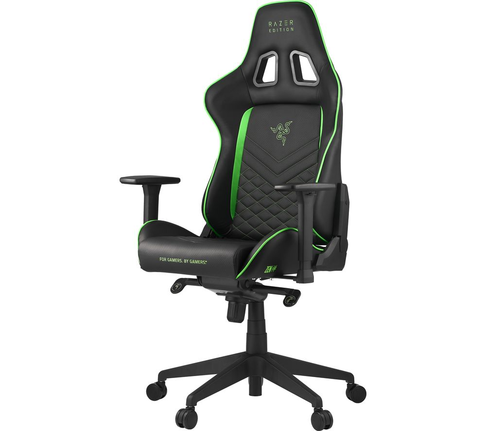 RAZER Tarok PRO Gaming Chair - Black & Green