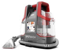 SpotWash 1-1-142359 Carpet Cleaner - Graphite & Red