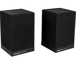 Surround 3 2.0 Wireless Surround Speakers - Black