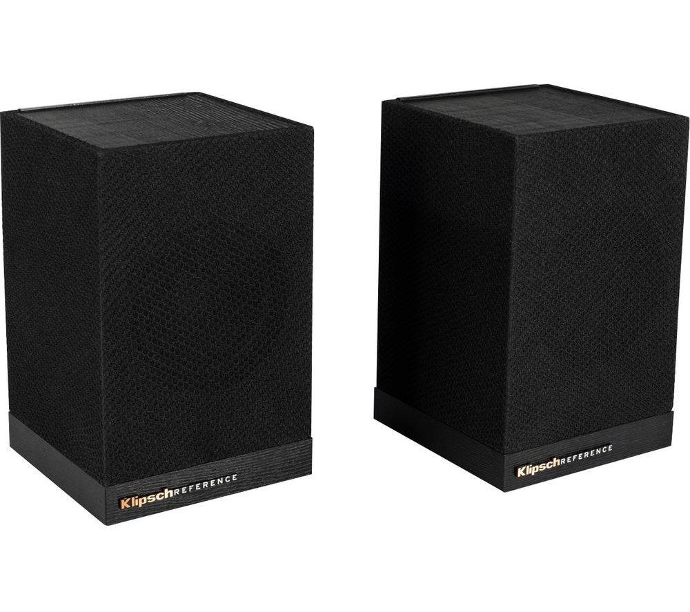 KLIPSCH Surround 3 2.0 Wireless Surround Speakers - Black