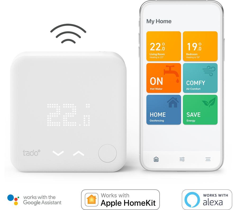 TADO Wireless Smart Thermostat Starter Kit V3