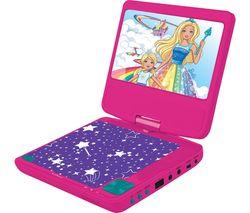DVDP6BB Portable DVD Player - Barbie