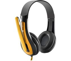 CNS-CHSC1BY Headset - Black & Yellow