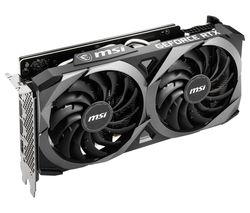 GeForce RTX 3060 Ti 8 GB VENTUS 2X OC Graphics Card