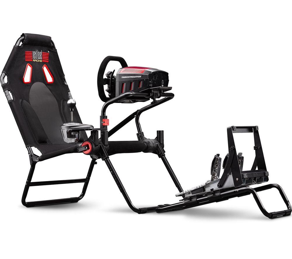 NEXT LEVEL Racing GT Lite Cockpit - Black