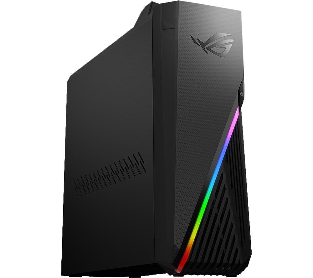 Image of ASUS ROG Strix G15DH Gaming Desktop - AMD Ryzen 7, GTX 1660 Ti, 512 GB SSD