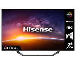 "55A7GQTUK 55"" Smart 4K Ultra HD HDR QLED TV with Alexa & Google Assistant"